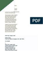 Saint Joseph Lyrics.docx