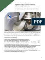controlglobal.com-Russ Rhinehart explains valve characteristics