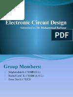 Electronic Circuit Design.pptx