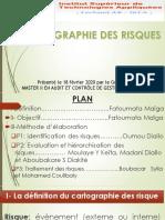 La cartographie des risques VFMX
