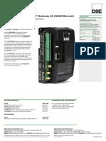 DSE890MKII-Data-Sheet