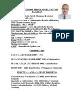 CV PROF DR AHMED ABDEL