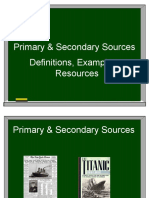 RPL - primarysecondarysources-121031124911-phpapp02-converted
