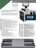 Banco de Frenos FRL-M10