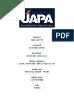 TAREA 3, PSICOLOGIA CLINICA.docx