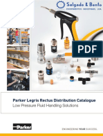 Parker Legris Rectus General Catalogue