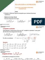 28. Integrales que contienen funciones cuadráticas - César Rojas-convertido
