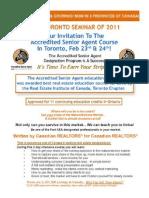 ASA Course Toronto Feb 23 24