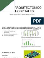 Diseño Arquitectónico de Hospitales
