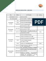 Planificação INICIO  2020_2021