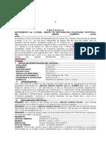 ELIBERTO AVILA LINO DECLARACION TESTIFICAL PARA ABACIO GARCIA ROJAS