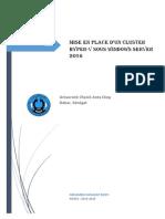 cluster hyper V sous windows server 2016