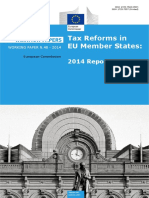 Tax Reforms in EU Member States 2014 sos συμπέρασμα για exemptions
