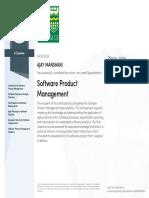 Software Prod Management