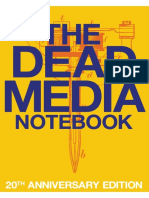 The Dead Media Notebook - Bruce Sterling