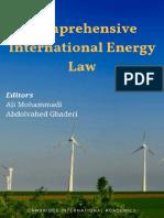 Comprehensive International Energy Law
