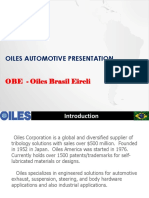 Oiles_AUTOMOTIVE_PRESENTATION_Exhaust_System
