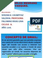concepto de gmail