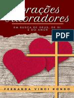 Corações Adoradores - Em busca Deus, de si e do amor - Fernanda Vinci Kondo