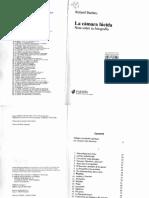 3. Barthes Roland, selecciones La cámara lúcida-selection.pdf