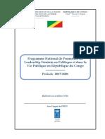 Programme National Leadership féminin en politique en république du Congo.pdf