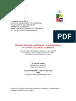 Modernidad - posmodernidad en la poesía de Borges - Tesis doctoral.pdf