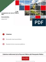 PPT VME Ingresos 2021 -Com Presupuesto 08092020