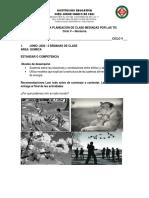 ACTIVIDAD 4 Y 5 . FACTORES BIOTICOS Y ABIOTICOS