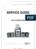 service guide SW-HF5.1 1200