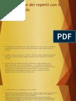 La datazione dei reperti con il radiocarbonio (1)