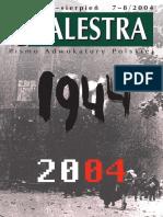 ŹRÓDŁO - Rybak-Starczak Pokrzywdzony PALESTRA 2004 (st.75)