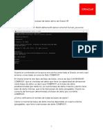 Configurar el Oracle_desbloquearHR