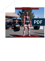 How to Train Strongman in a Regular Gym - Starting Strongman