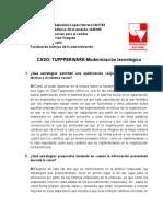 CASO TUPPERWARE