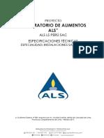 10 ALS Lab - Sanitarias ET