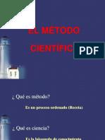 Método cientifico