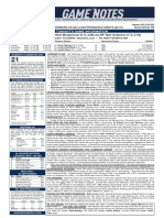 09.09.20 Game Notes