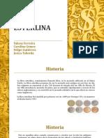 LIBRA ESTERLINA - Yaksy - Comentado