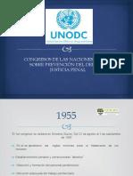Congresos sobre Prevención del Delito y Justicia Penal ONU