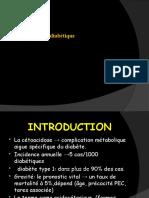 Les urgences en endocrinologie ( Par dzmedecine.com)