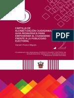 CARTILLA DE ALFABETIZACIÓN MEDIÁTICA