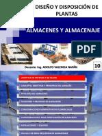 10 - Almacenes y Almacenaje