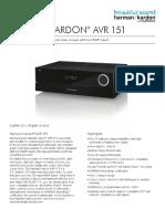 SPECSHEET-AVR151.pdf