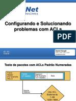 6-2 Configurando ACLs