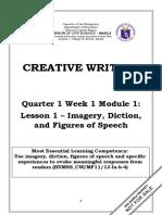 CREATVE WRITING_Q1_W1_Mod1