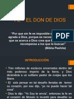 FE – EL DON DE DIOS 03