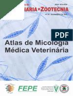 Atlas de Micologia Médica Veterinária
