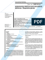 ABNT ISO NBR 9518 1997