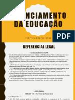 Financiamento da educação.pptx
