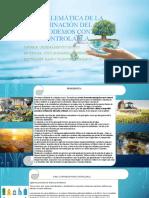 La problemática de la contaminación del agua y.pptx